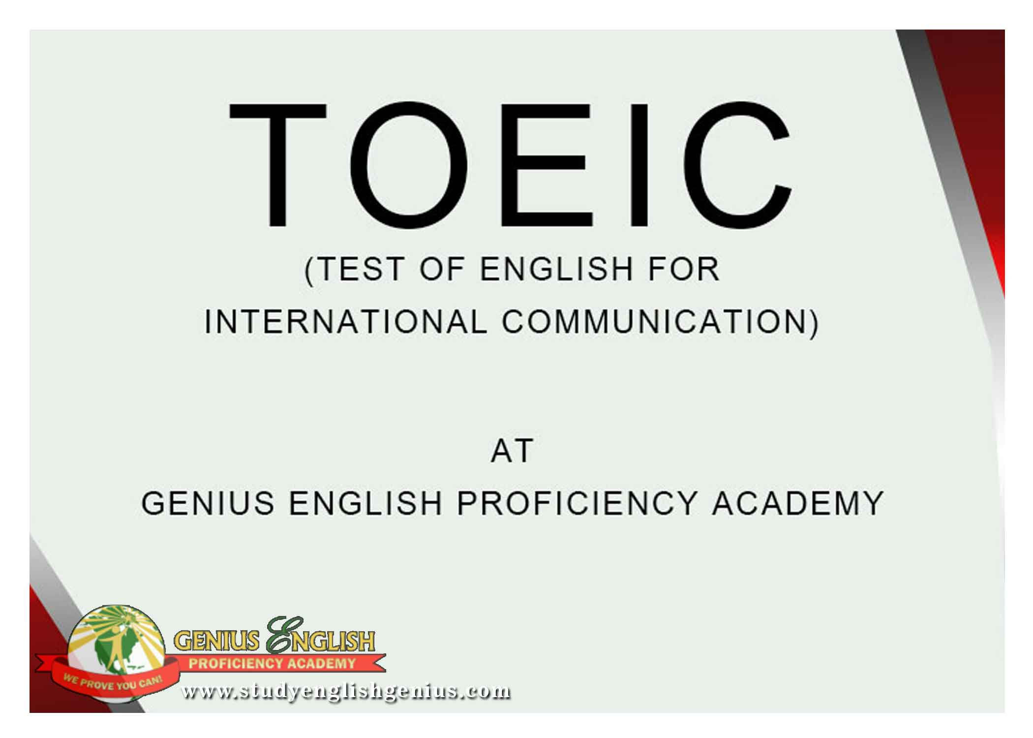 ielts in the philippines - toefl in the philippines