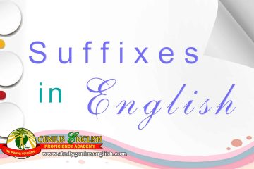 suffix meaning and examples