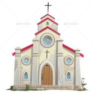 money from church