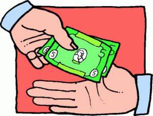 money salary from company