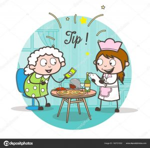 tip money from restaurant