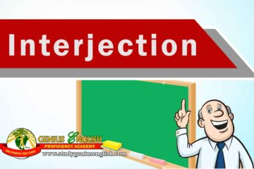 meaning and examples of interjection
